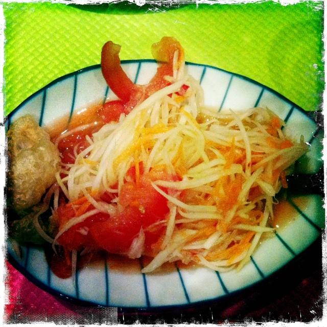 salade-papaye